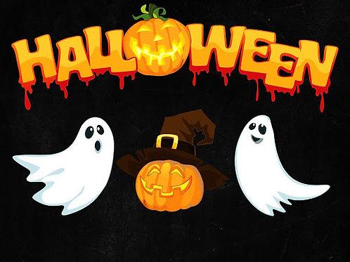Mystery Halloween Bundle