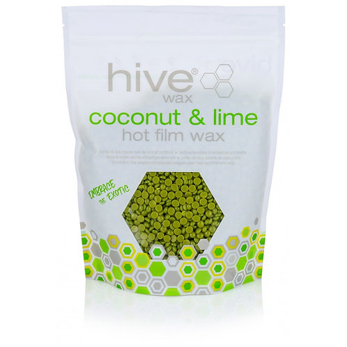 Coconut & Lime Hot Film Wax Pellets 700g