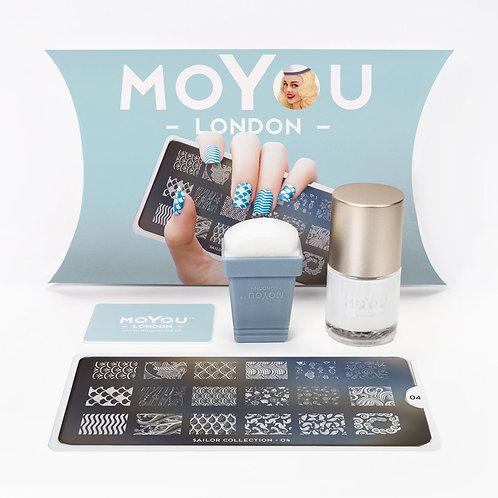 MoYou Stamping Kit-Sailor