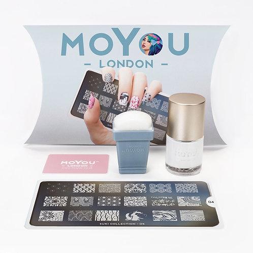 MoYou Stamping Kit- Suki