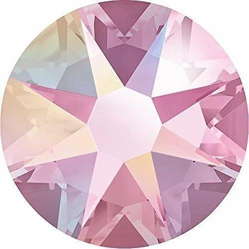 Swarovski Crystals - SS5 Light Rose Ab 50