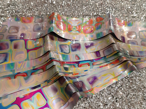 Abstract Foil Pack