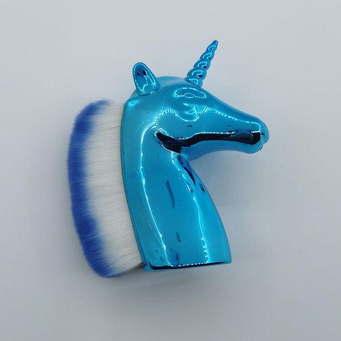 Blue Unicorn Duster Brush