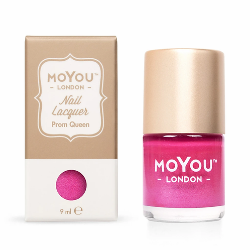 MoYou Premium Stamping Polish - Prom Queen
