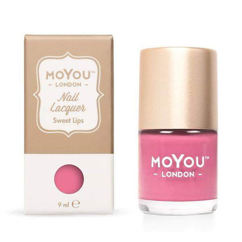 MoYou Premium Stamping Polish-Sweet Lips