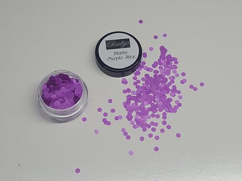 Matte Purple Hex