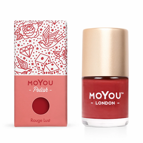 MoYou Premium Stamping Polish - Rouge Lust