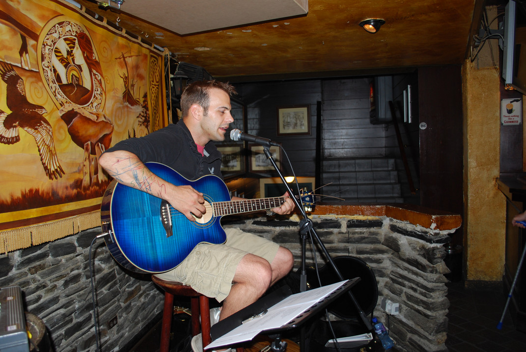 Irish Pub - Trier, Germany