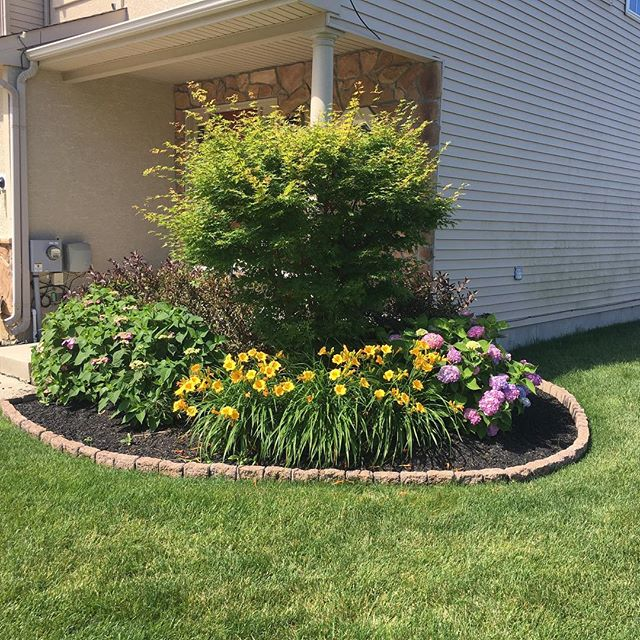 Small landscape install we did a few yea