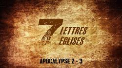 7 lettres,7 églises