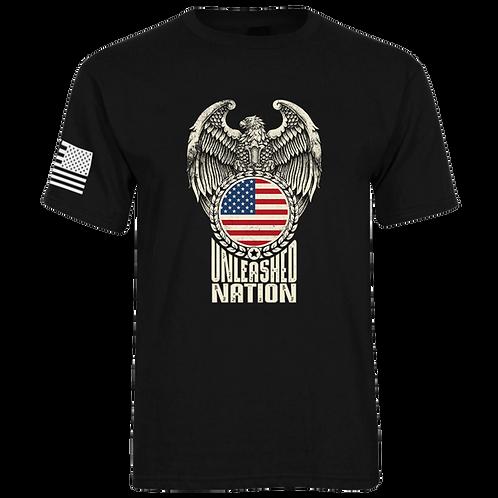 UNLEASHED NATION t-shirt