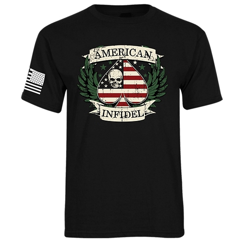 UNLEASHED AMERICAN INFIDEL