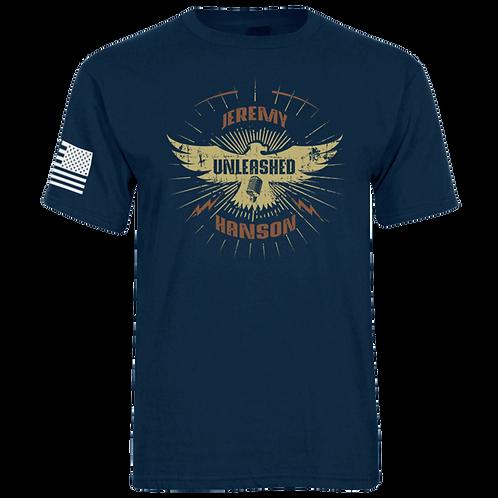 Unleashed Eagle shirt
