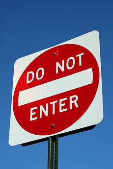 do-not-enter-sign-PAFEZRB.JPG
