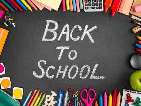 Returning to School September 2020