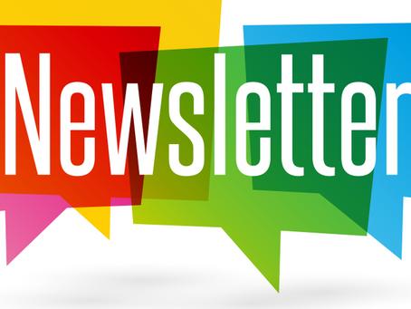 Newsletter 12th June 2020