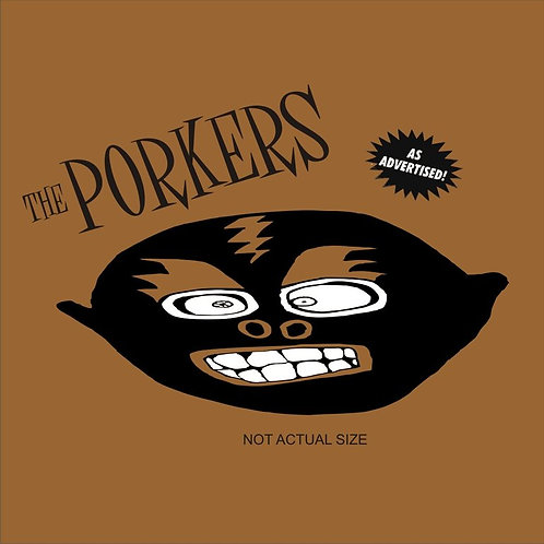 T-SHIRT Porkers 'Porkman Beer is Good' Guys