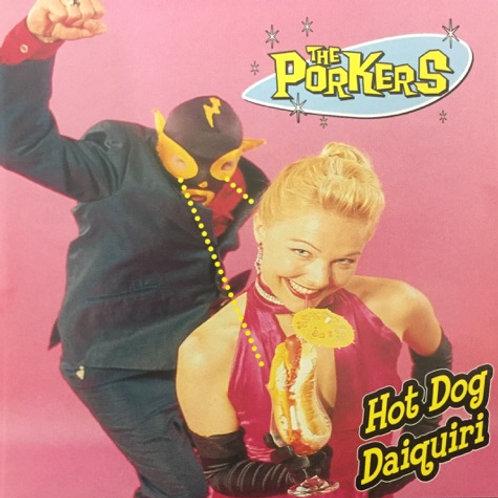 CD Porkers Hot Dog Daiquiri