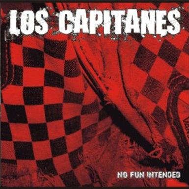 CD Los Capitanes - No Fun Intended