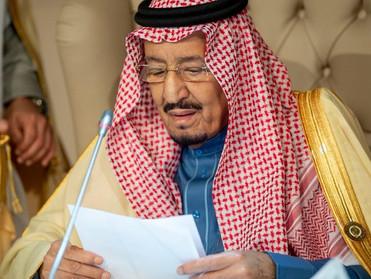 الملك في القمة العربية : رغم التحديات التي تواجهنا .. متفائلون بمستقبل واعد يحقق آمال شعوبنا