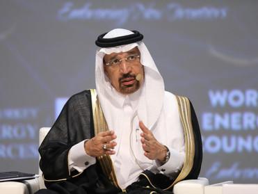 الفالح: السعودية لن تخفض إنتاج النفط وحدها