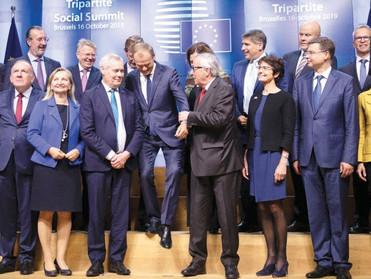 قمة أوروبية حاسمة لاحتواء مأزق «بريكست» .. 3 سيناريوهات على الطاولة