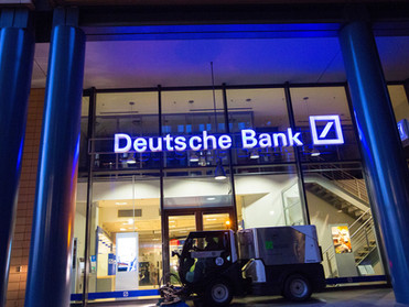 """السلطات الألمانية تداهم مقر """"دويتشه بنك"""" في قضية غسل أموال"""