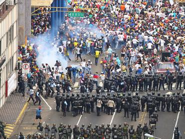 إنتاج البترول فى فنزويلا قد لا يتعافى أبداً