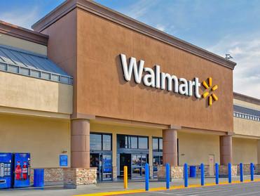 """سهم """"وول مارت"""" يرتفع مستفيدا من مشاكل المنافسين وموسم التسوق في أمريكا"""