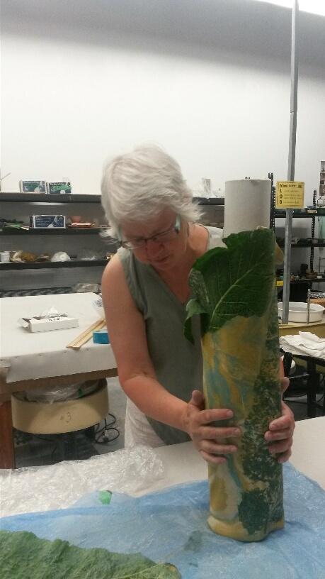 Shaping Vase