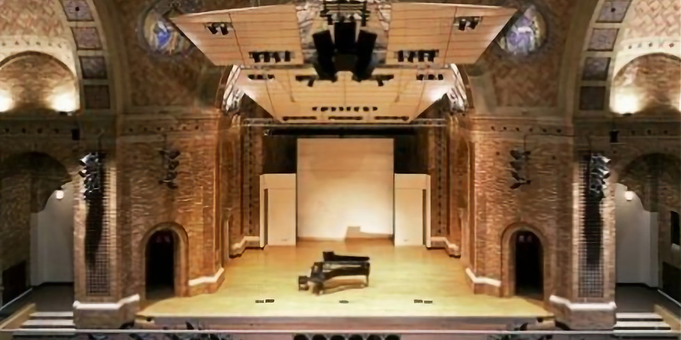 A Musical Feast at the Montante Cultural Center