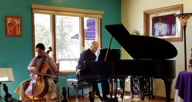 Music @ Fellowships March 17 5