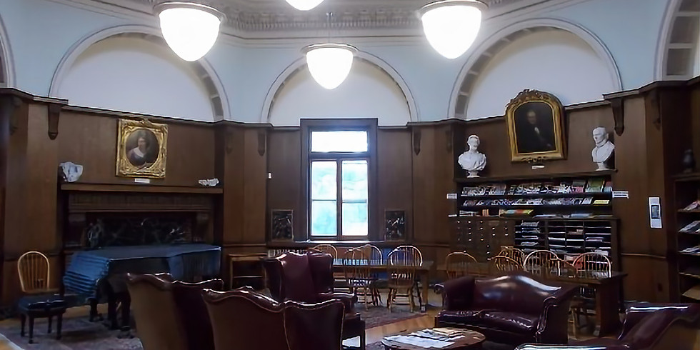 Music at the Patterson Library