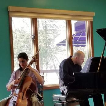 Music @ Fellowships March 17 2
