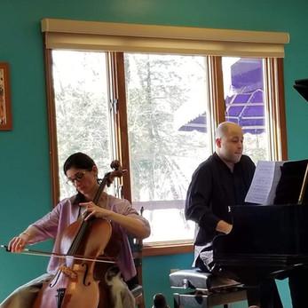 Music @ Fellowships March 17 1