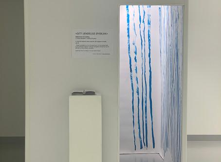 """""""Ditt uendelige Øyeblikk"""" i Galleri Jessheim, Ullensaker Kunstforening"""