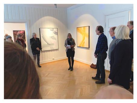 """Gruppeutstilling i Skedsmo Kunstforening, """"KunstSkansen Sammen"""""""
