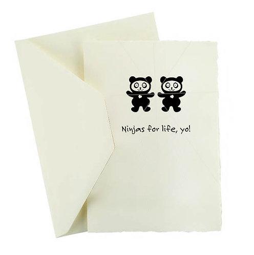 NINJAS FOR LIFE