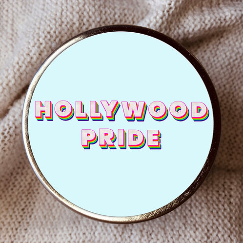 HOLLYWOOD PRIDE CANDLE TIN