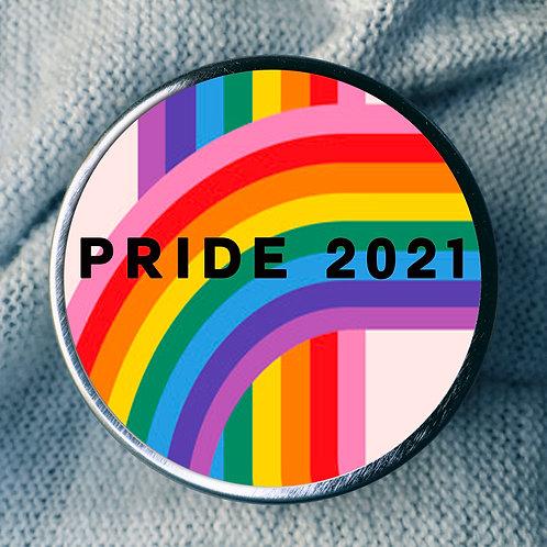 PRIDE 2021 CANDLE TIN