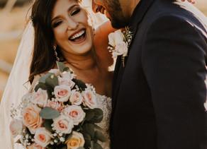 COUNTRY BACKYARD WEDDING