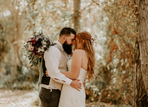 CAMPGROUND COUNTRY WEDDING