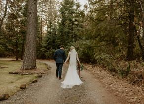ROMANTIC FOREST HILL WEDDING