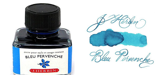J. Herbin Bottled Ink Bleu Pervenche