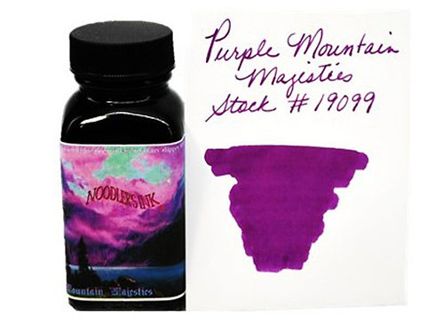 Noodler's Ink Purple Mountain Majesty