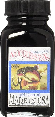 Noodler's Ink Turquoise