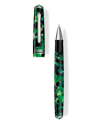 Tibaldi N60 Emerald Green Rollerball