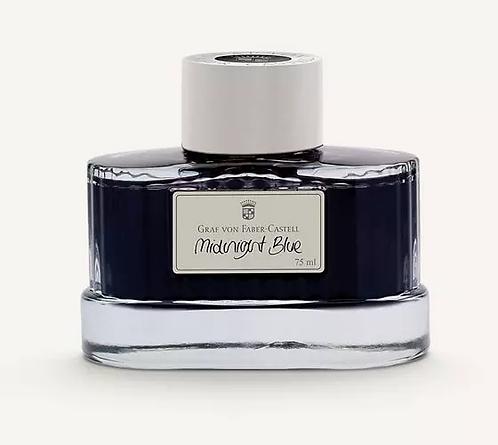 Graf Von Faber Castell Ink Midnight Blue