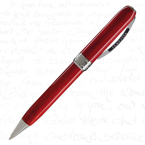 Visconti Rembrandt Ballpoint Red