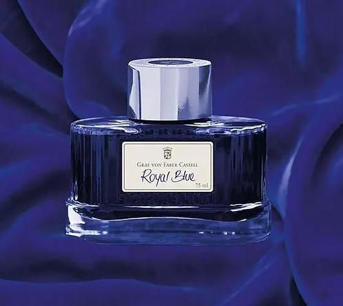 Graf Von Faber Castell Ink Royal Blue